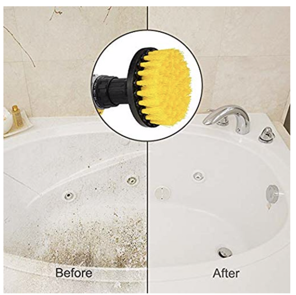 2019 Premium Home Power Scrubber Set