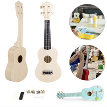 Load image into Gallery viewer, 2019 DIY Handmade Ukulele Kit