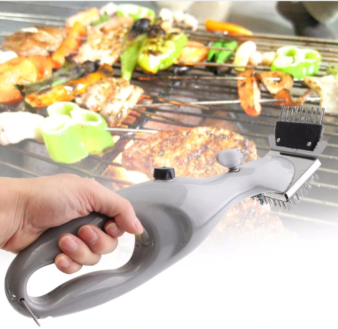2019 Grill Steam Brush