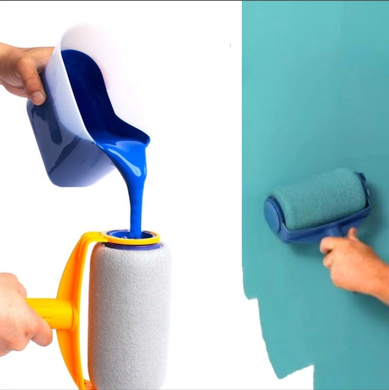 SMART ROLLER™ Innovative Paint Roller Kit - NO MORE DRIPS