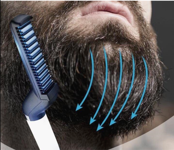 BEAGENTLE™ Beard Straightening Comb
