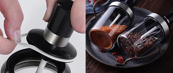 StoraJar™ - Creative Seasoning Bottle - The Beginning of Exquisite Life
