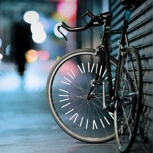 BIKELight™ - Bicycle Wheel Spoke Reflectors - 12 PCS - Making Yourself Visible