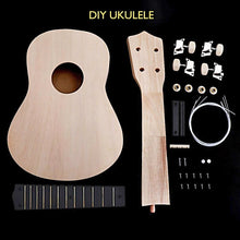 Load image into Gallery viewer, DIY Handmade Ukulele Kit - Jenra Store