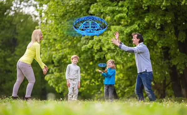 MiniUFO™ - Mini Drone Quad Induction Levitation UFO - Bring Endless Fun to Your Children