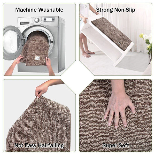 MagicMat™ - Home Zone Clean Step Mat- Keeps dirt trapped at the doorway and out of your house