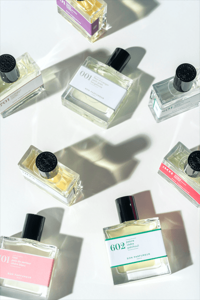 The affordable French perfume - Bon Perfumeur