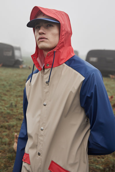 Pre -Autumn 19 Colour Block Collection - Rains