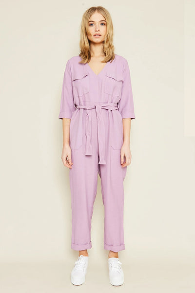 Native Youth Phelps Jumpsuit at Mercantile London