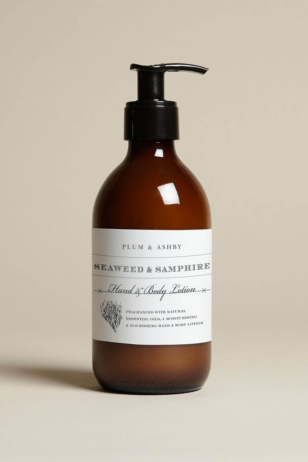Plum & Ashby Seaweed & Samphire Hand & Body Lotion - The Mercantile London
