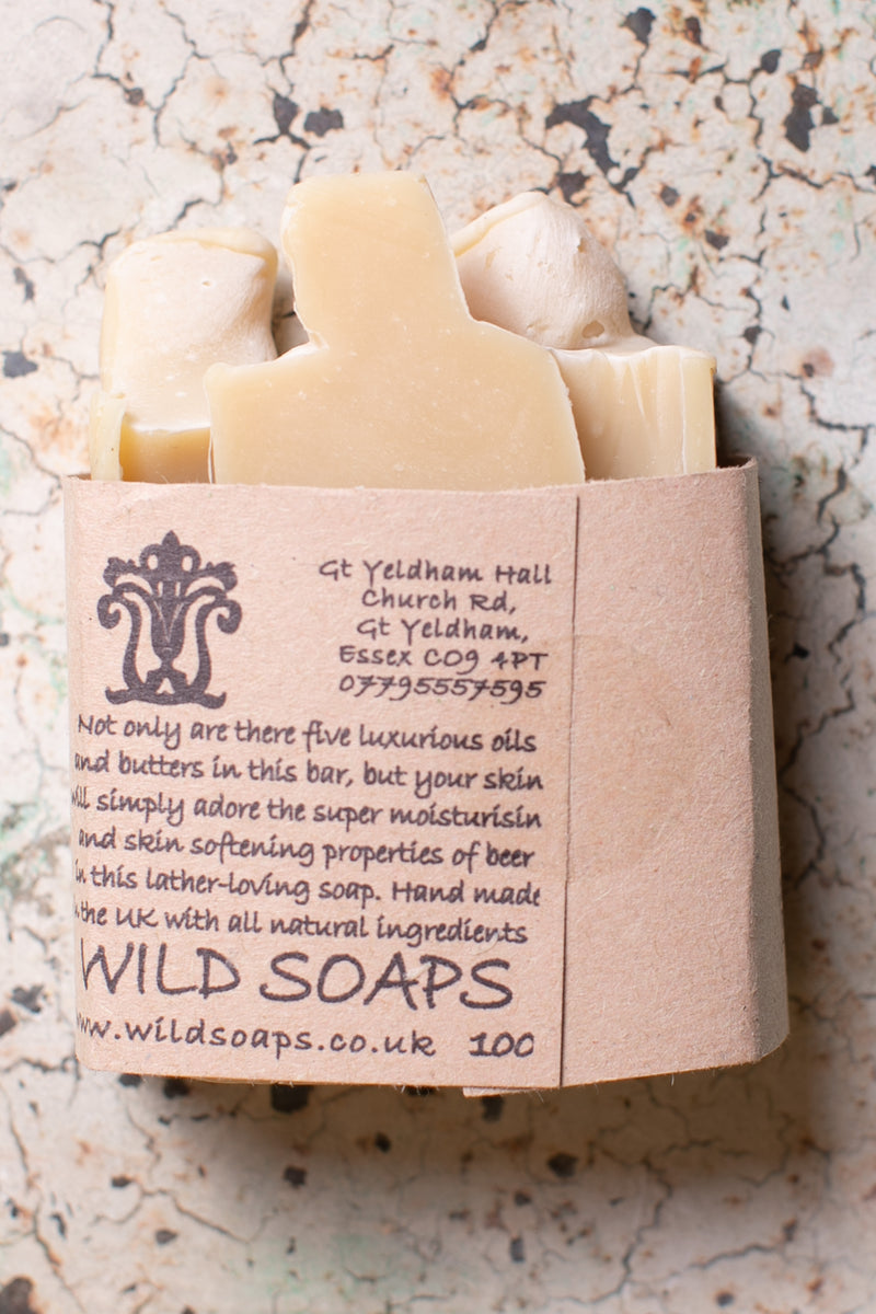Wild Soaps Beer Soap - The Mercantile London