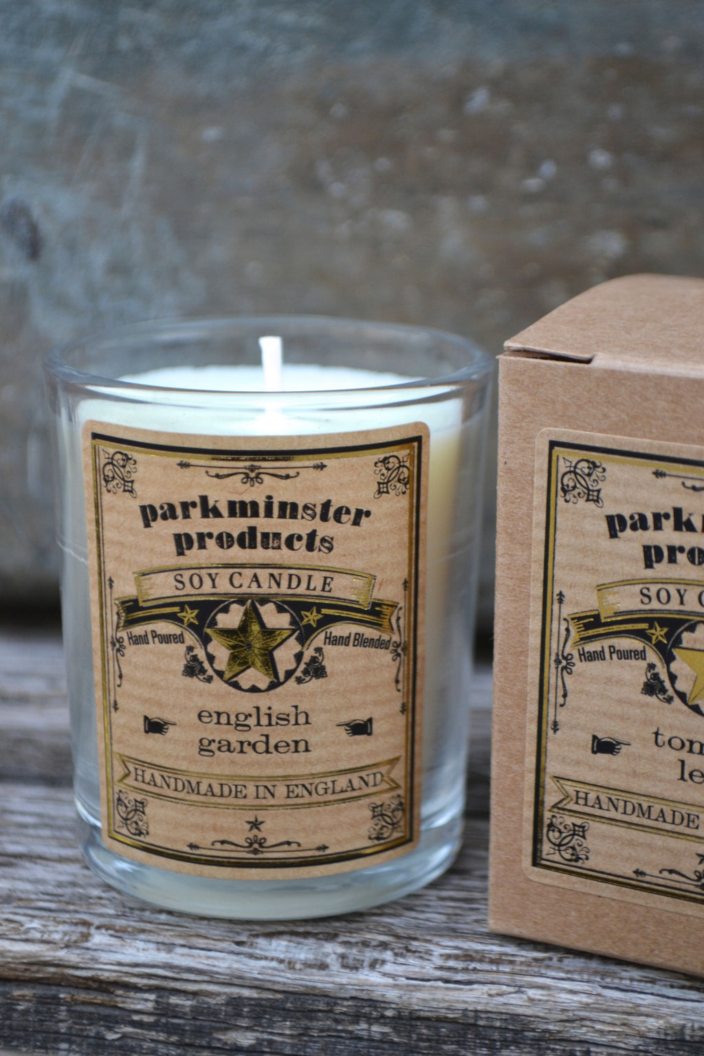 Parkminster English Garden Candle - The Mercantile London