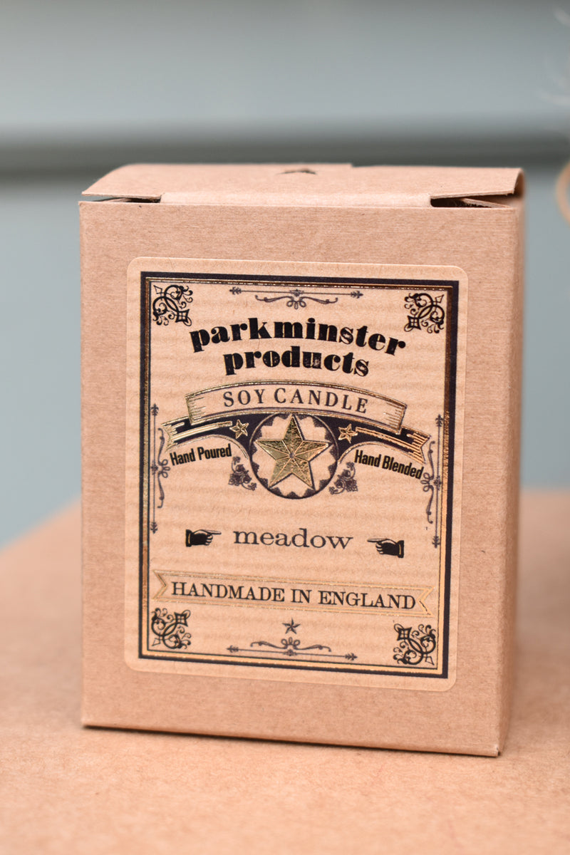 Parkminster Meadow Candle - The Mercantile London