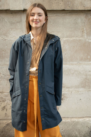 Elka Rainwear Lyngholm Dusty Bordeaux Jacket