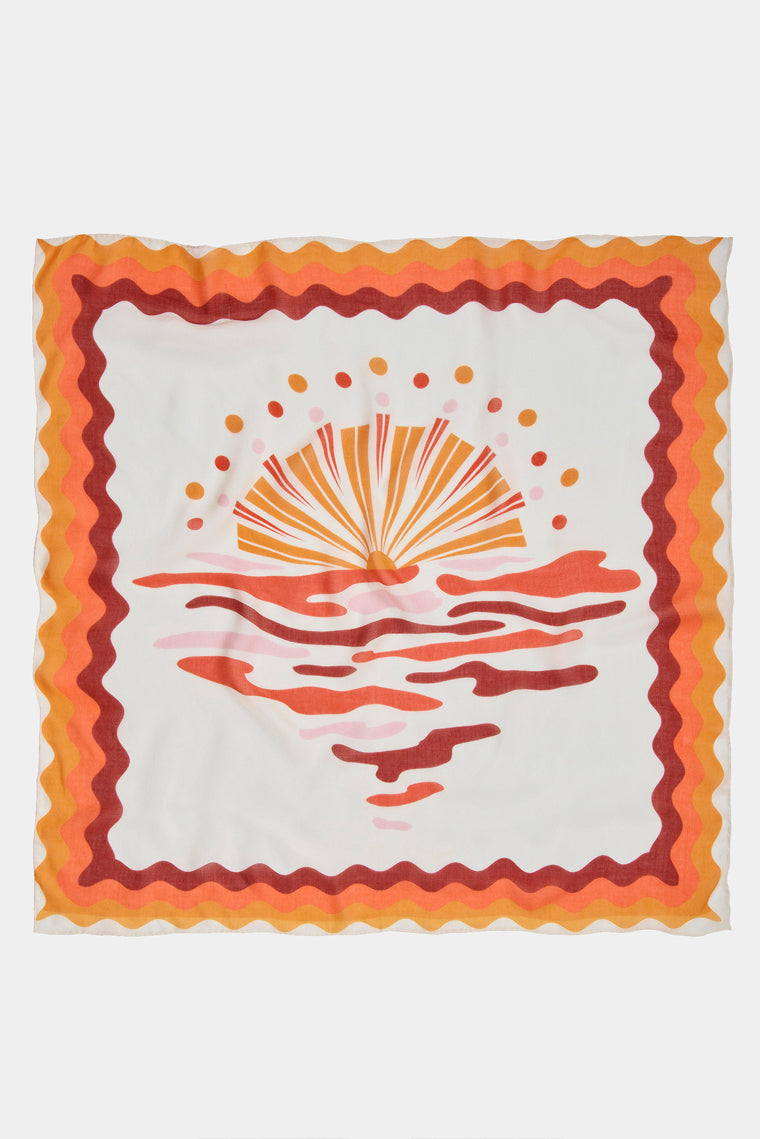 Rodebjer Sunrise Scarf - The Mercantile London
