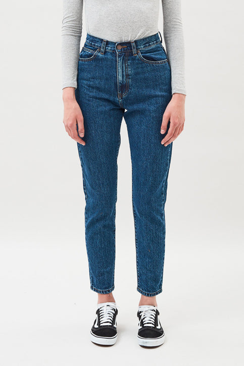 Dr Denim Nora Mid Retro Jeans - The Mercantile London