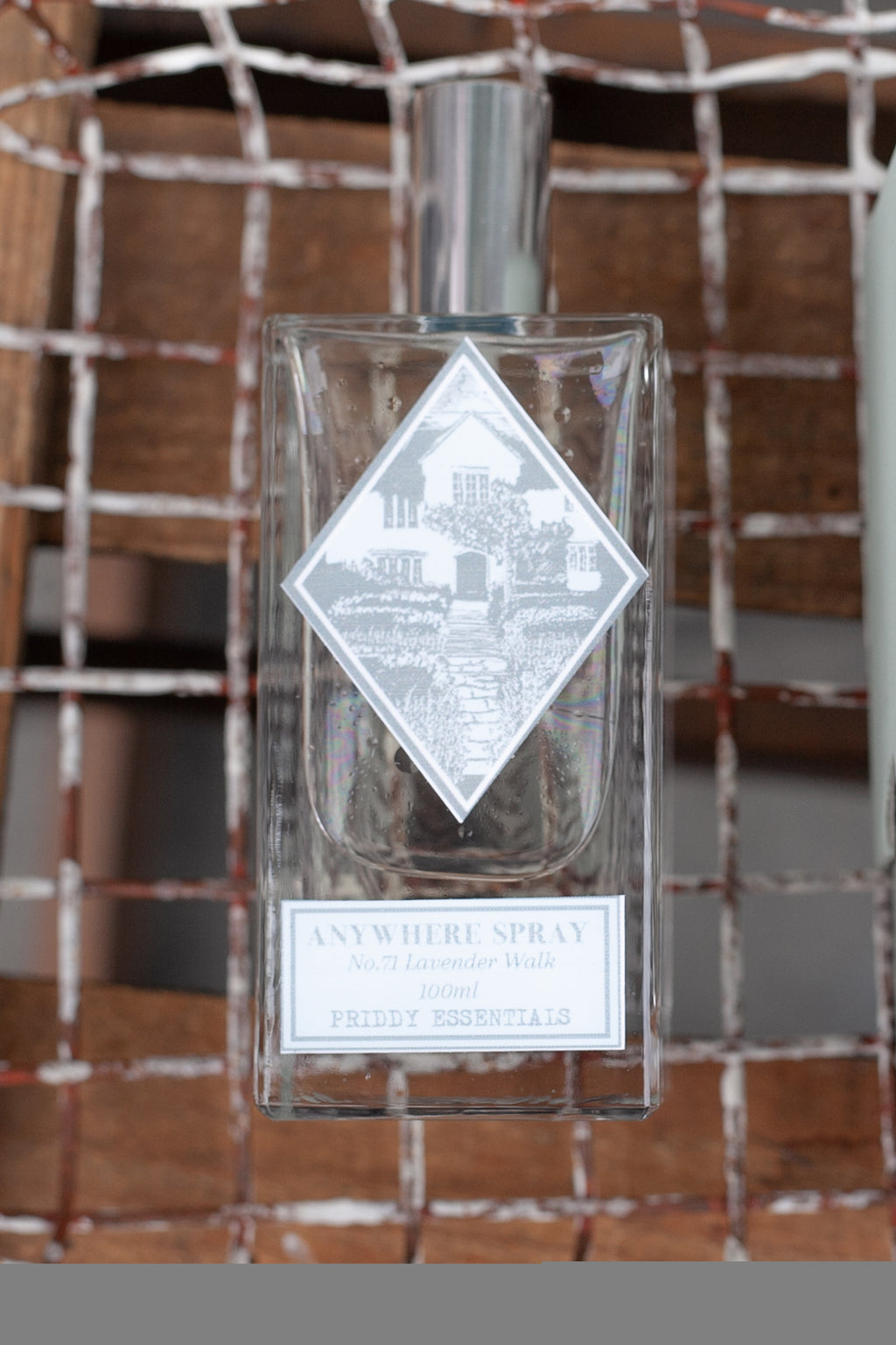 Priddy Essentials Lavender Walk Anywhere Spray - The Mercantile London