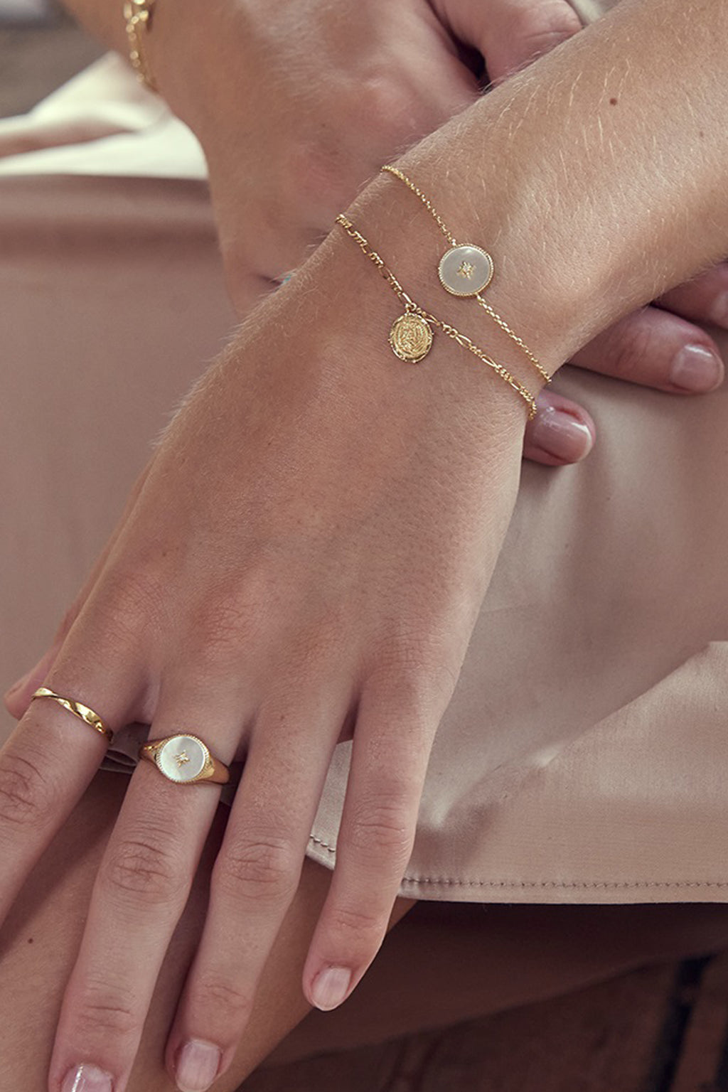 Ania Haie Gold Axum Bracelet - The Mercantile London