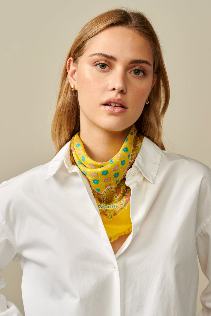 Bellerose Selvina Combo Scarf - The Mercantile London