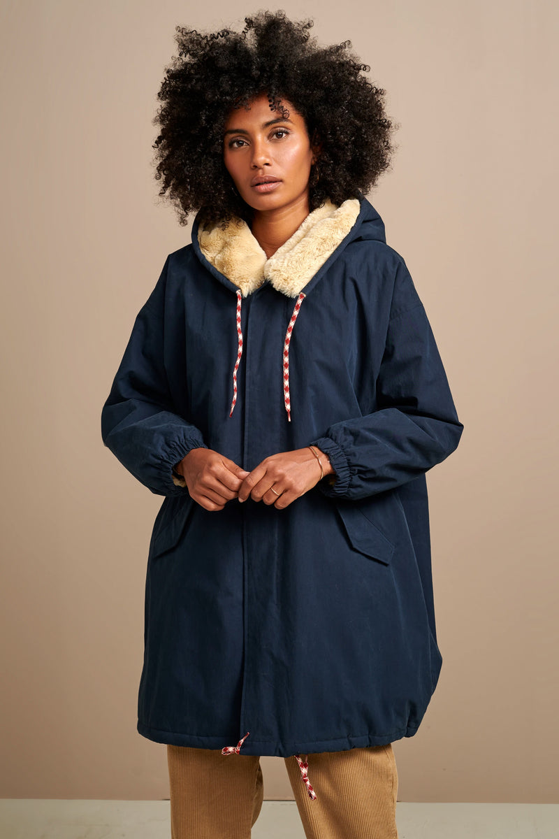 Bellerose Laos America Parka - The Mercantile London