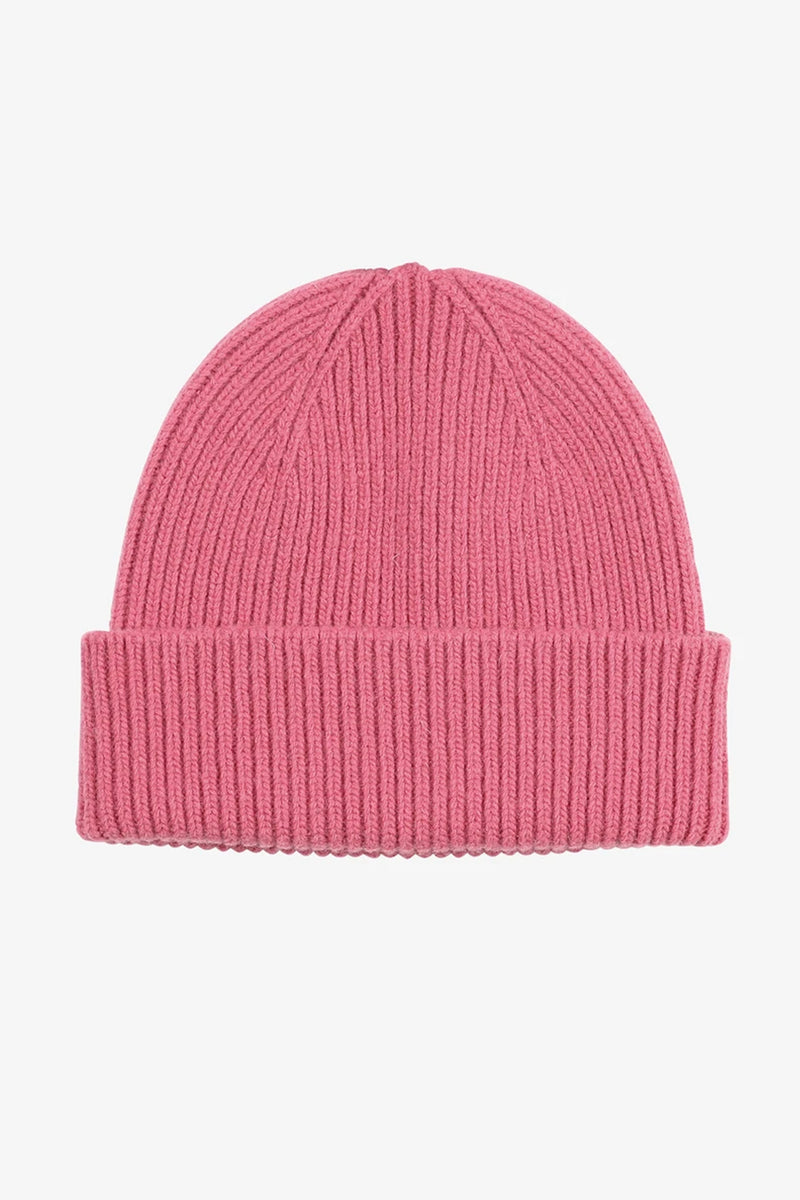 Colorful Standard Raspberry Pink Beanie