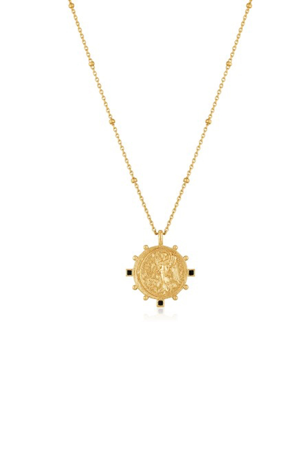 Ania Haie Victory Goddess Necklace - The Mercantile London