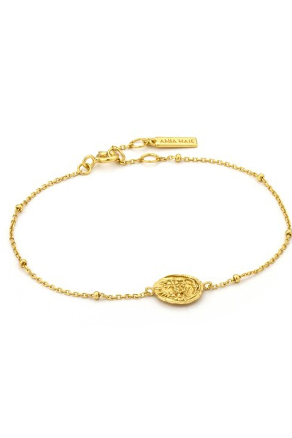 Ania Haie Coins Medallion Bracelet - The Mercantile London