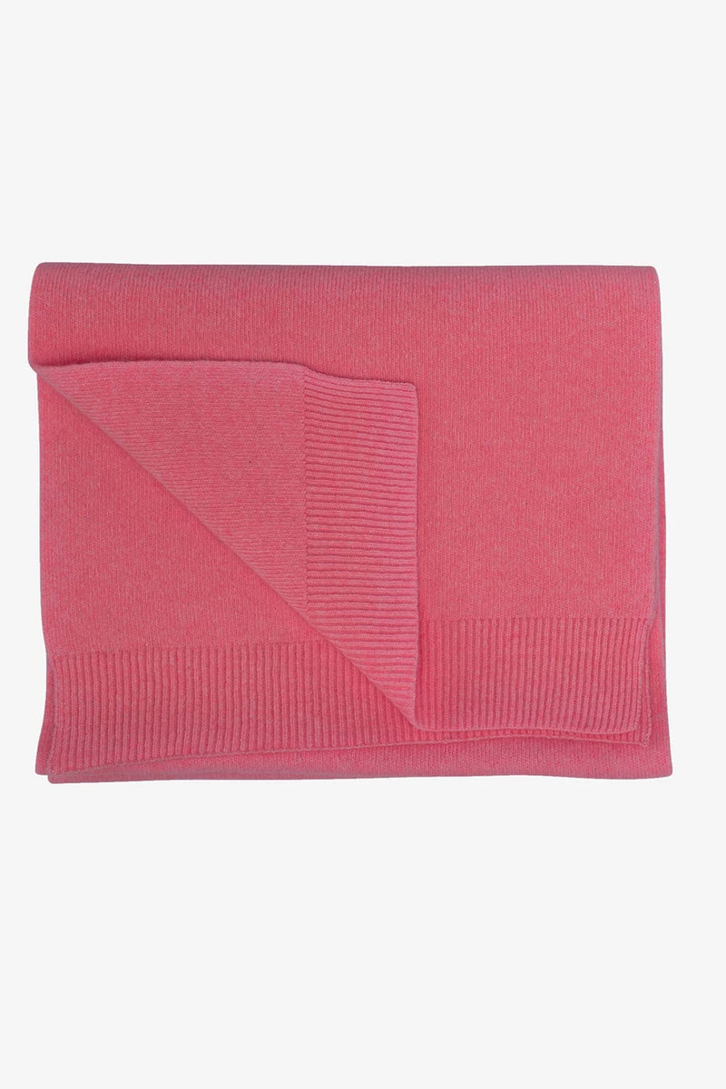 Colorful Standard Raspberry Pink Scarf - The Mercantile London