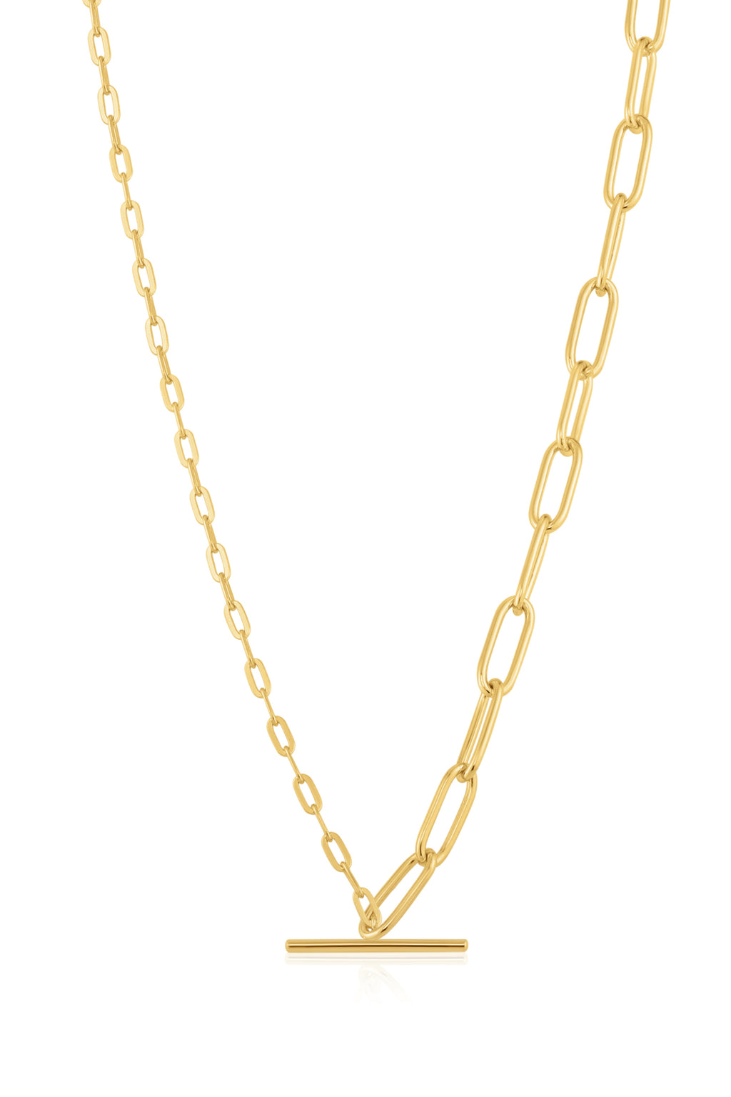 Ania Haie T-Bar Link Necklace - The Mercantile London
