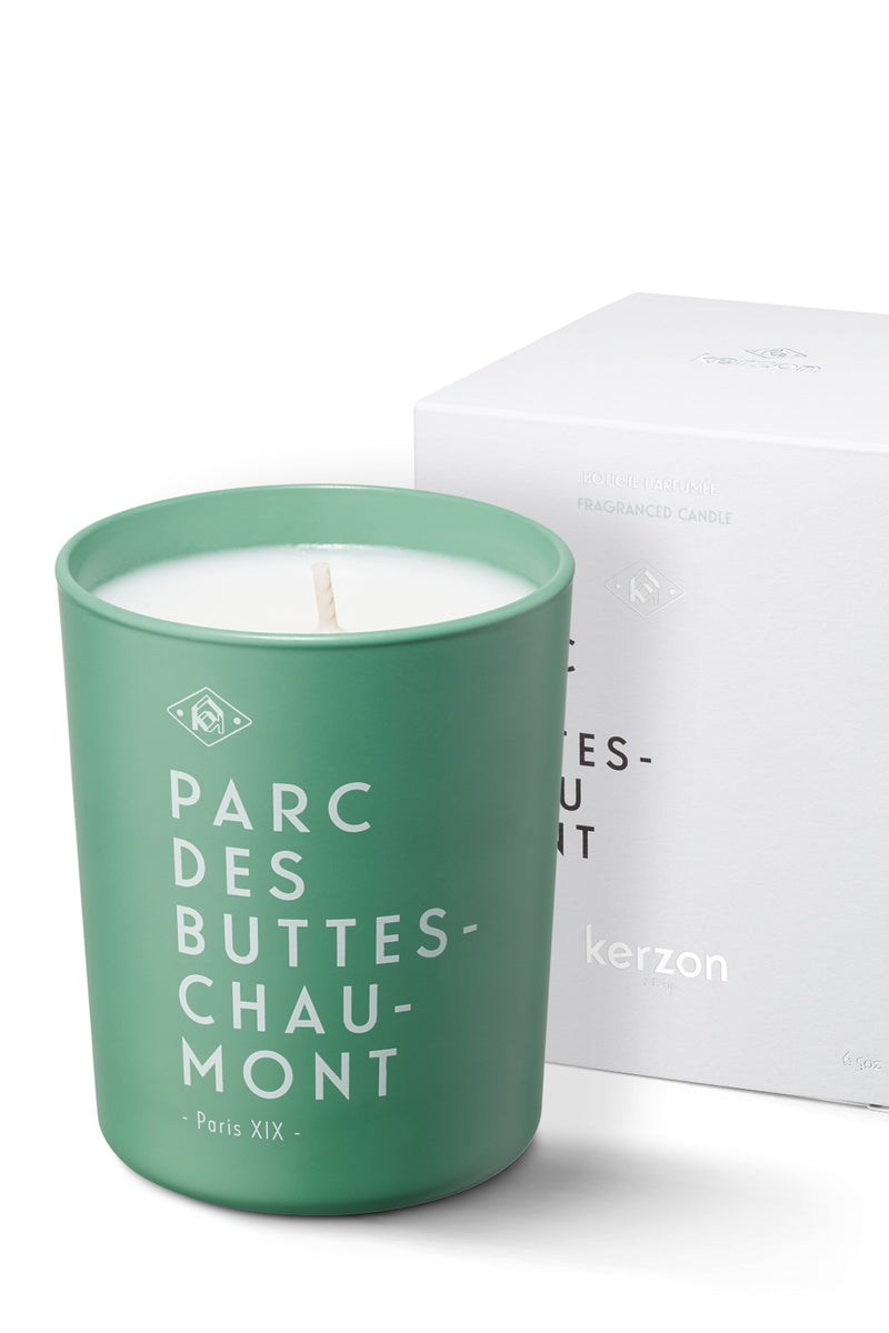 Kerzon Parc Des Buttes-Chaumont Candle - The Mercantile London