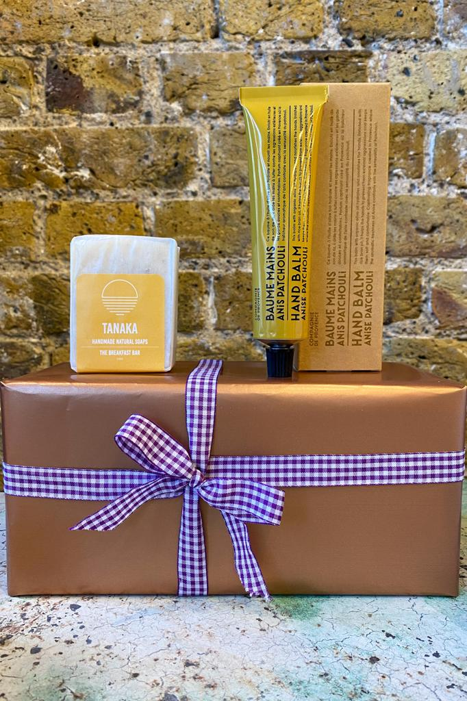 Mercantile Hand Care Gift Box - The Mercantile London