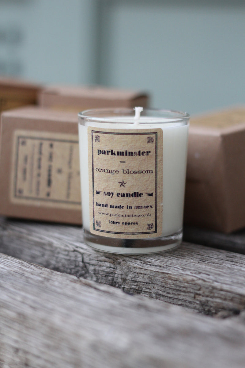 Parkminster Orange Blossom Candle - The Mercantile London