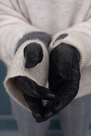 Markberg Helly Grey Mix Gloves