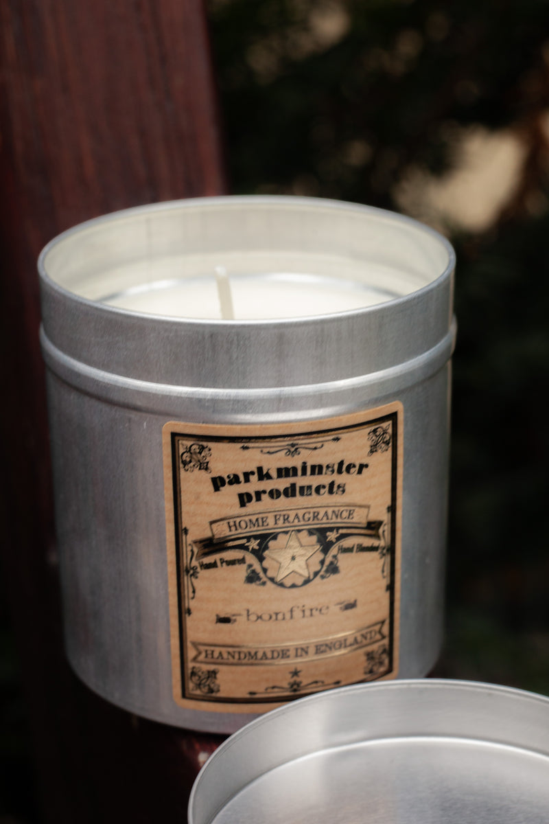 Parkminster Bonfire Tin Candle - The Mercantile London