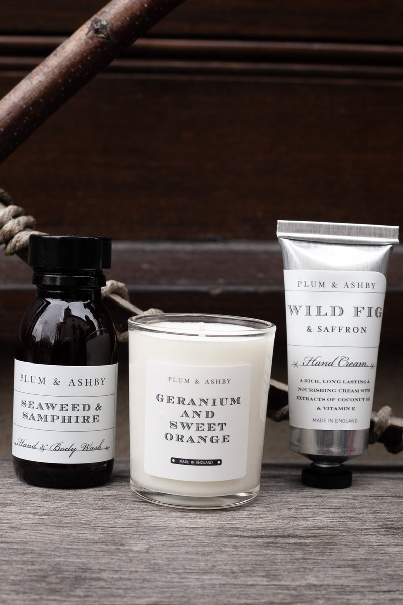 Plum & Ashby Unwind & Escape Gift Set - The Mercantile London