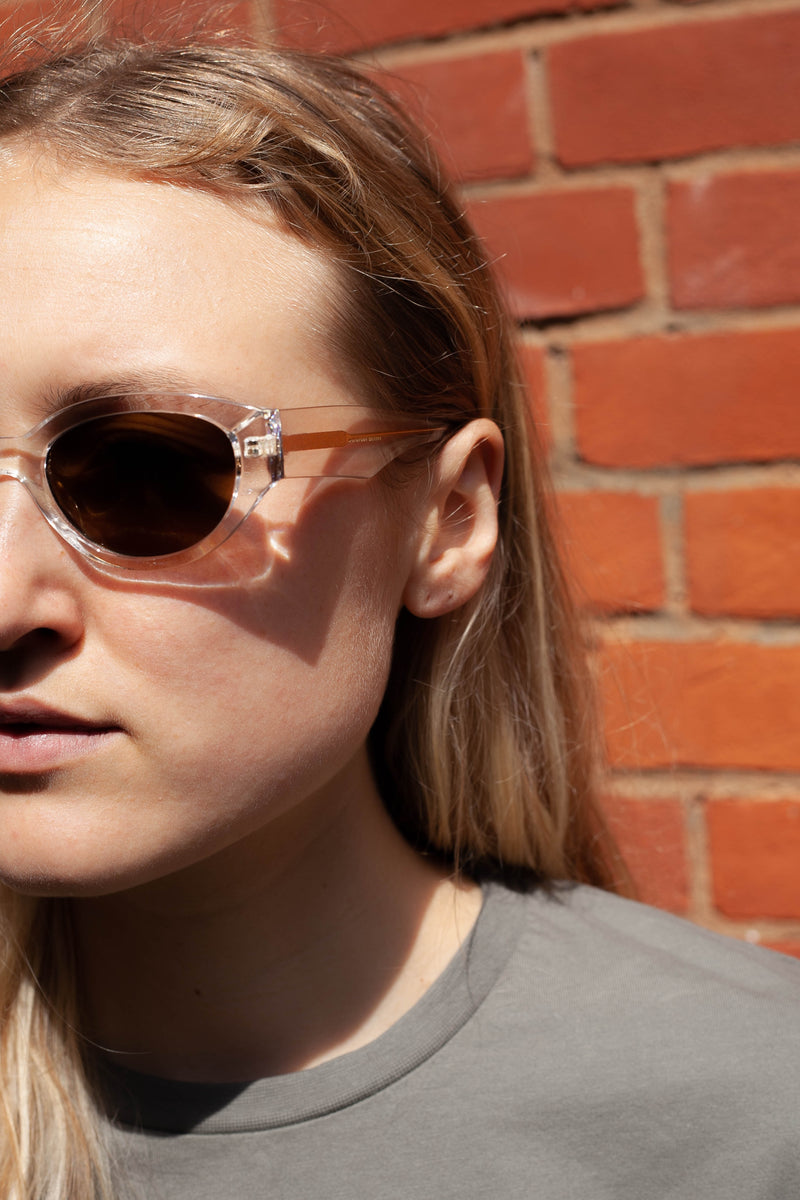 A Kjaerbede Winnie Crystal Sunglasses - The Mercantile London