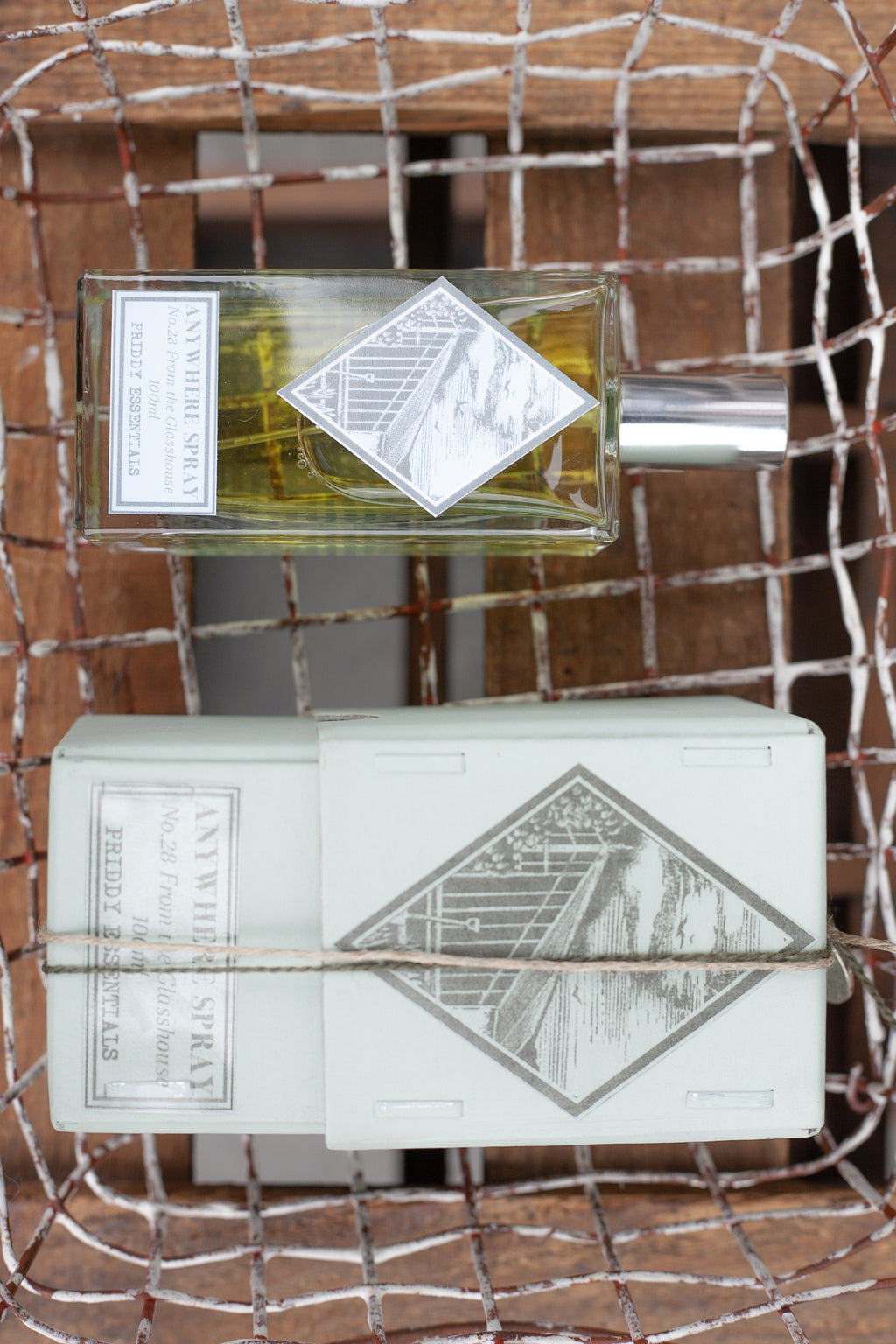 Priddy Essentials From The Glasshouse Anywhere Spray - The Mercantile London