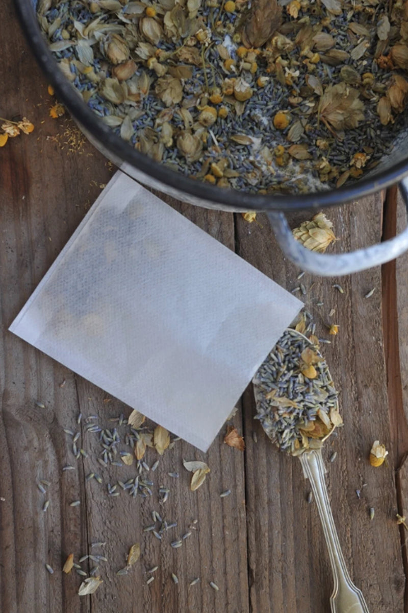 Yellow Gorse Herbal Sleep Sachet - The Mercantile London