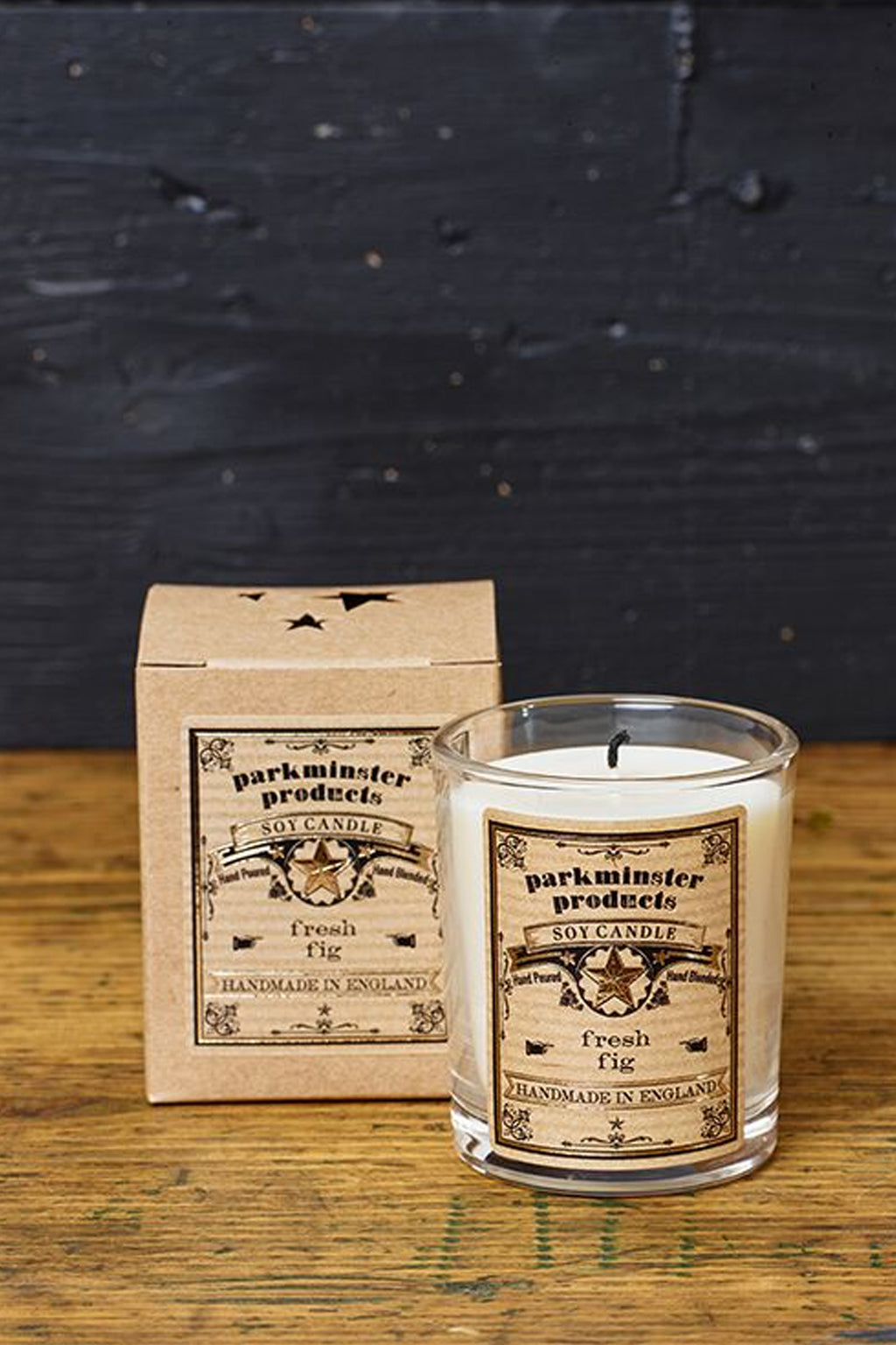 Parkminster Fresh Fig Candle - The Mercantile London