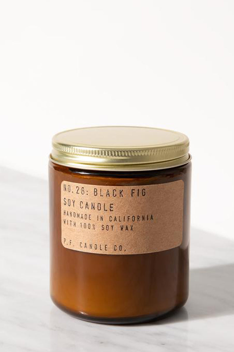 PF Candle Co No. 28 Black Fig Candle - The Mercantile London