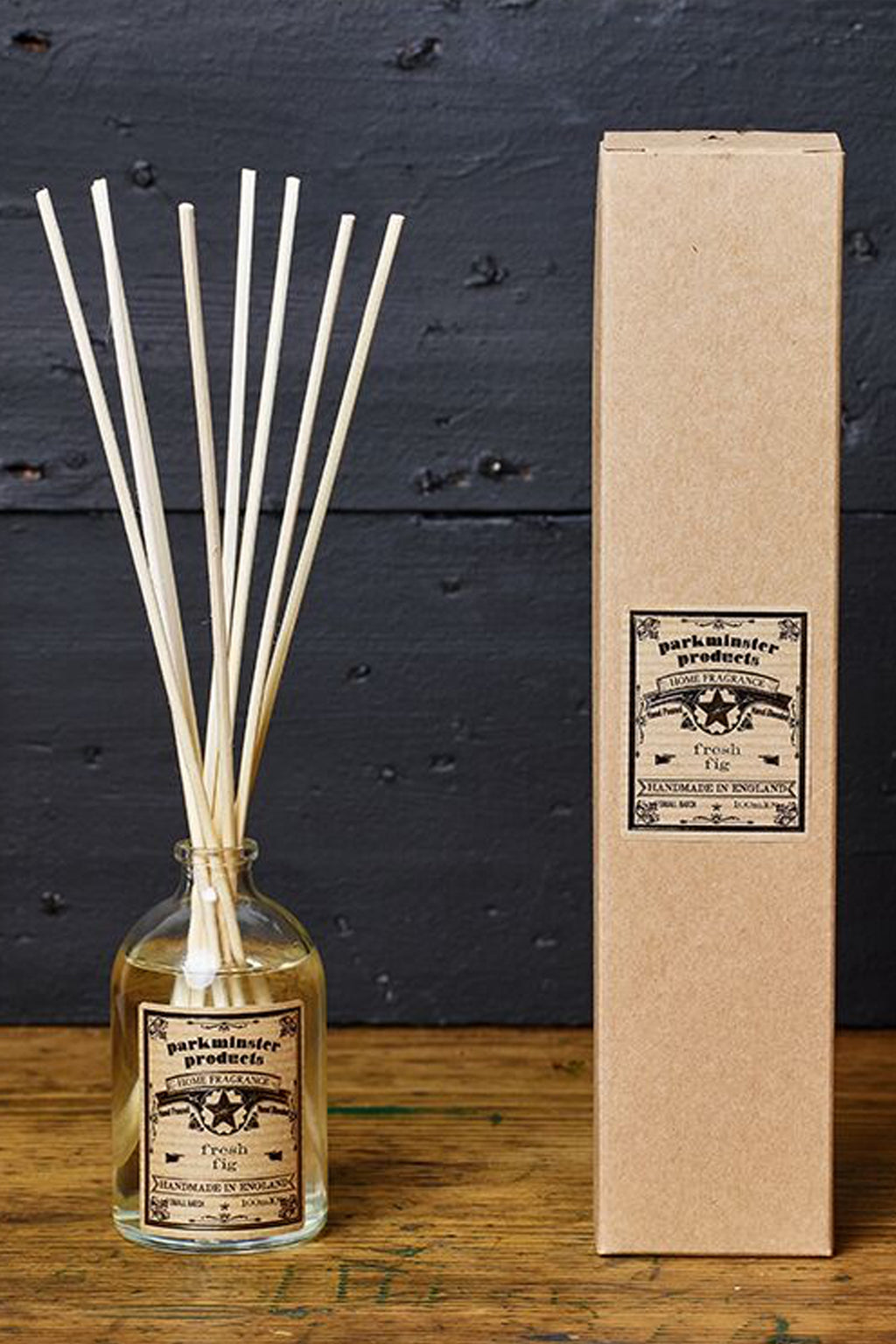 Parkminster Fresh Fig Reed Diffuser - The Mercantile London