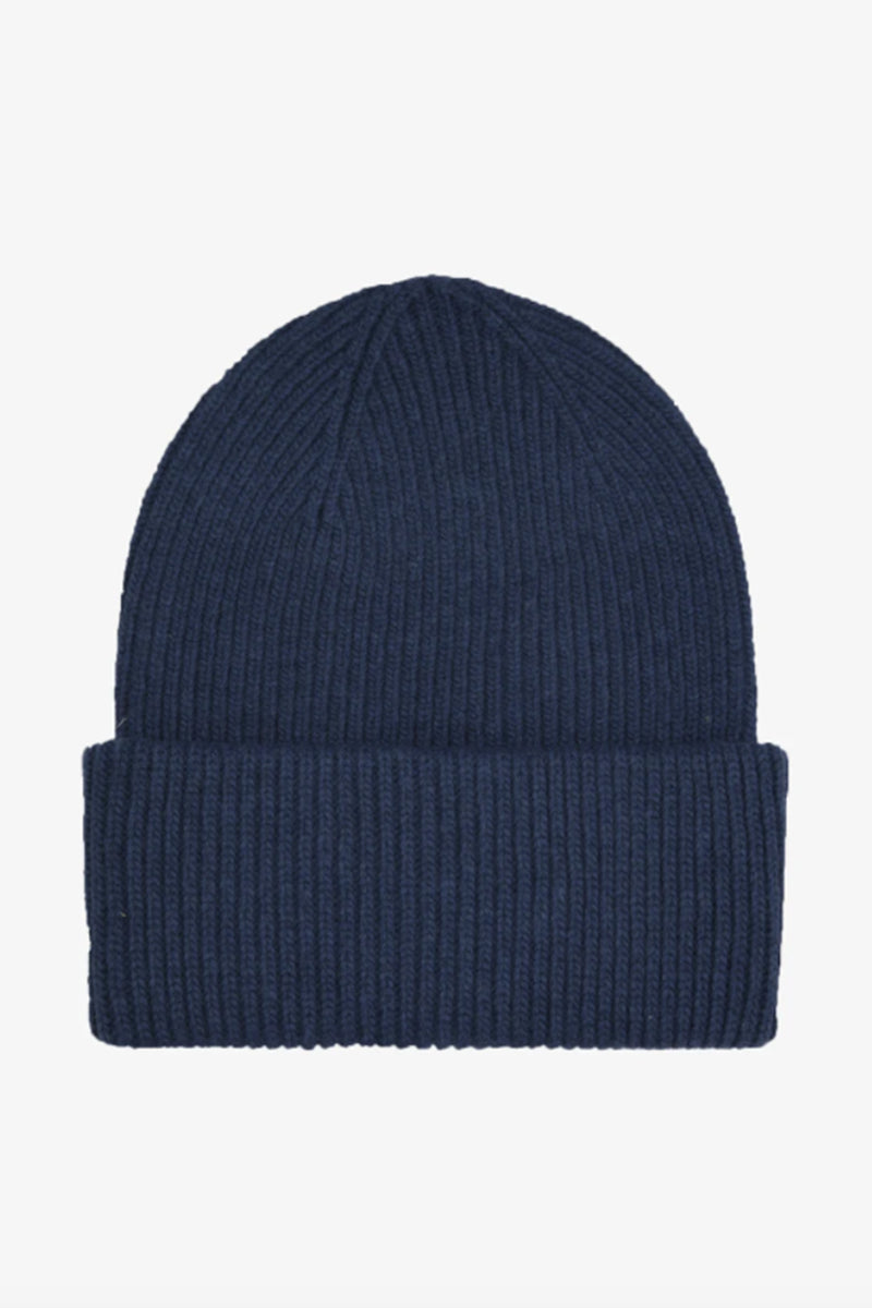 Colorful Standard Navy Blue Hat - The Mercantile London