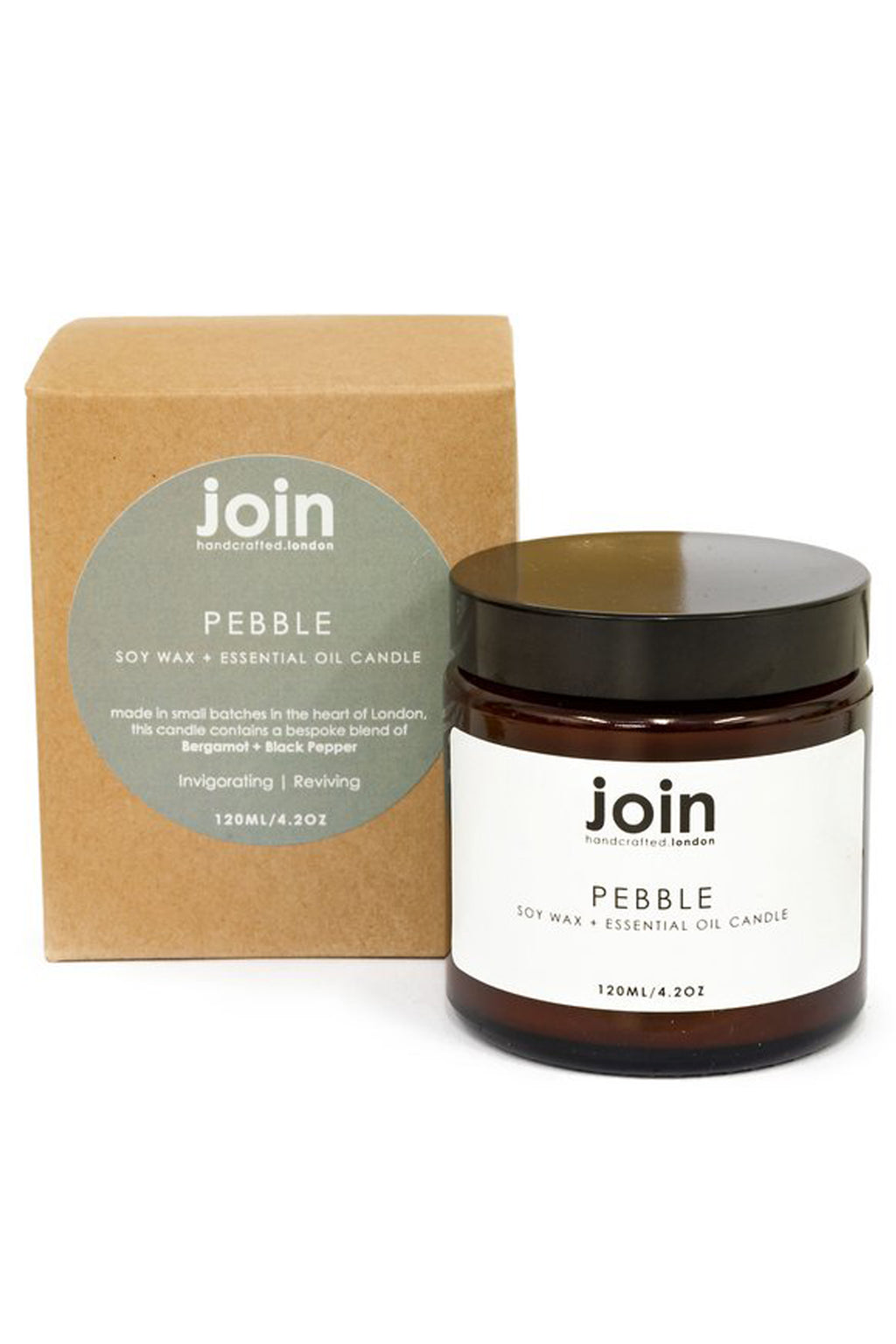 Join Pebble Candle - The Mercantile London