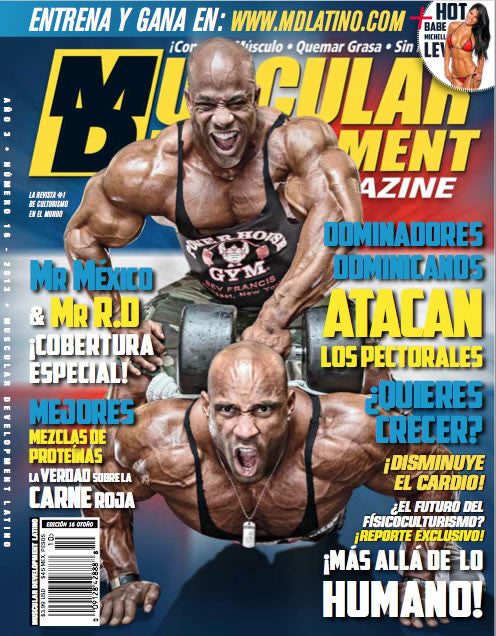 MDLATINO EDICION 16 REVISTA DESCARGABLE