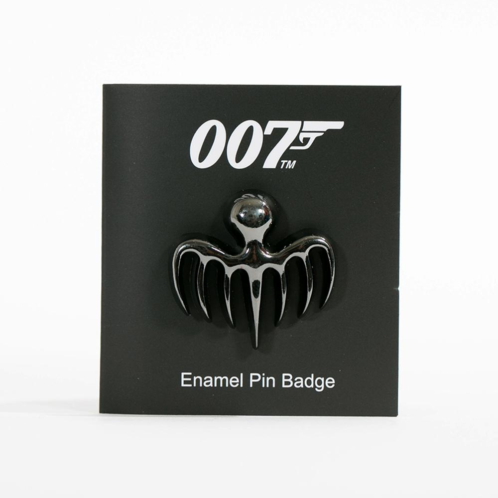 James Bond SPECTRE Symbol Pin Badge