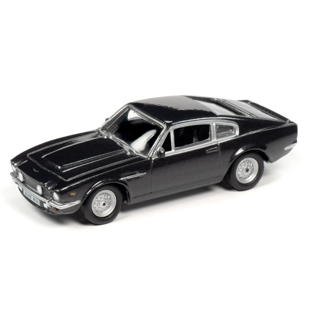 James Bond Aston Martin V8 Vantage - No Time To Die Edition - By Johnny Lightning