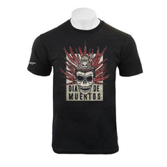 DAY OF THE DEAD - DIA DE MUERTOS (BLACK T-SHIRT)
