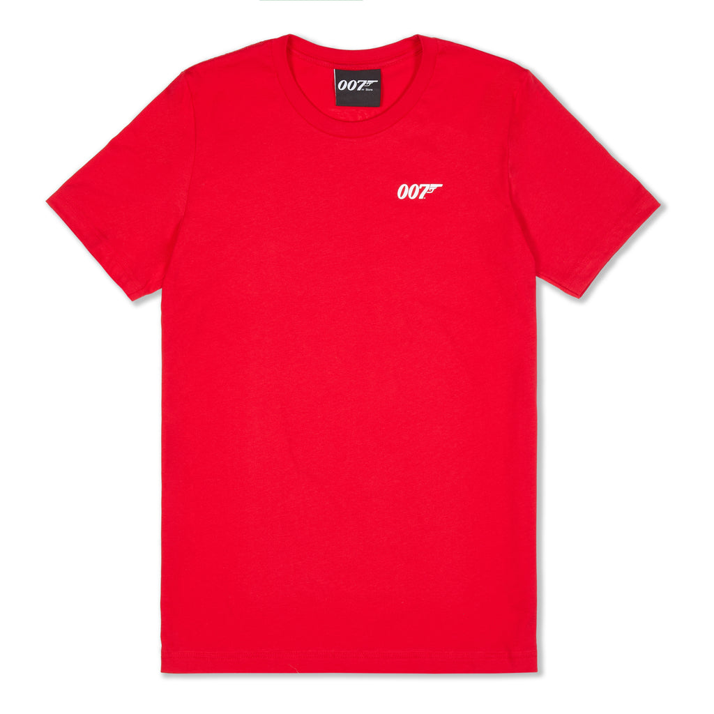 BOND IN THE USA - T-SHIRT (RED)