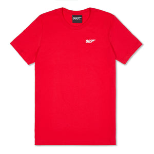 Bond In The USA - Red T-Shirt