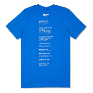 Blue Bond In The USA T-Shirt